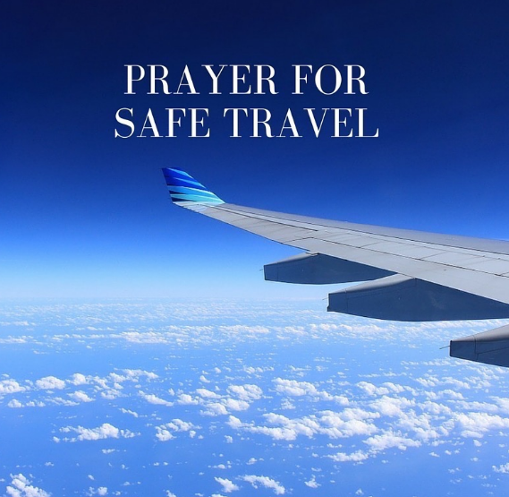 Prayers For Travelling Save