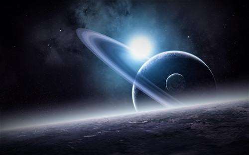 Saturn's Karma Gift